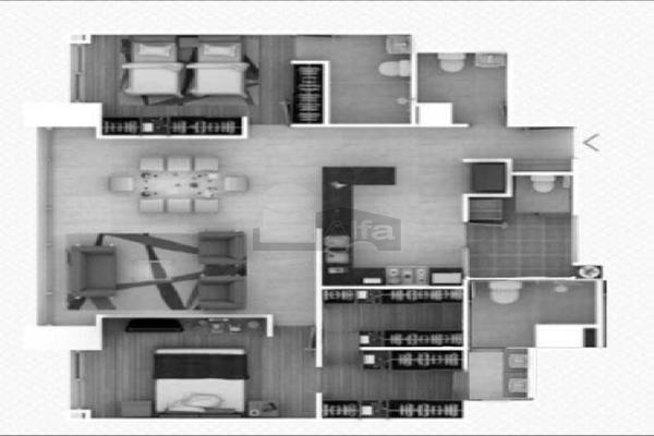 Foto de departamento en venta en boulevard cúmulo de virgo depto. 1502 piso 15 , san bernardino la trinidad, san andrés cholula, puebla, 9129177 No. 13