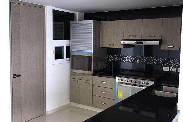 Foto de departamento en venta en boulevard cúmulo de virgo depto. 1602 piso 16 , atlixcayotl 2000, san andrés cholula, puebla, 9129153 No. 04