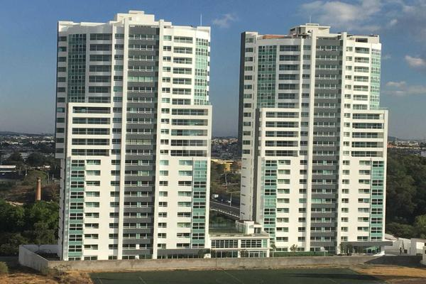Foto de departamento en venta en boulevard cúmulo de virgo depto. 1602 piso 16 , san bernardino la trinidad, san andrés cholula, puebla, 9129153 No. 01