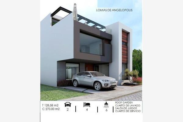 Foto de casa en venta en boulevard de las cascadas 17, zona de profesores, san andrés cholula, puebla, 9916641 No. 03