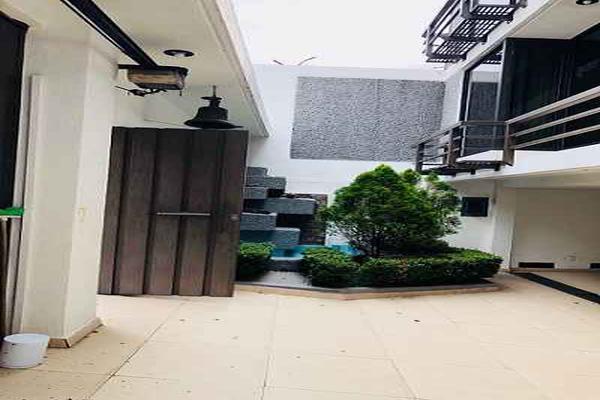 Foto de casa en venta en boulevard de las misiones 124, ciudad satélite, naucalpan de juárez, méxico, 7224746 No. 01