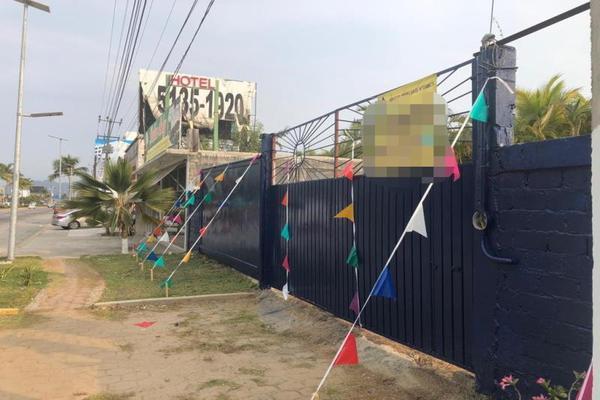Foto de terreno comercial en venta en boulevard de las naciones 44, la poza, acapulco de juárez, guerrero, 17264894 No. 01