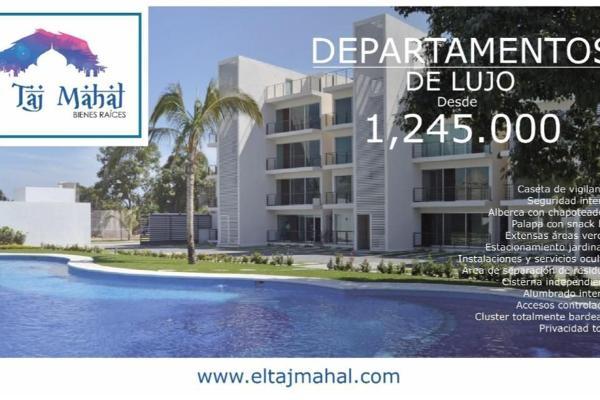 Foto de departamento en venta en boulevard de las naciones , playa diamante, acapulco de juárez, guerrero, 13463029 No. 01