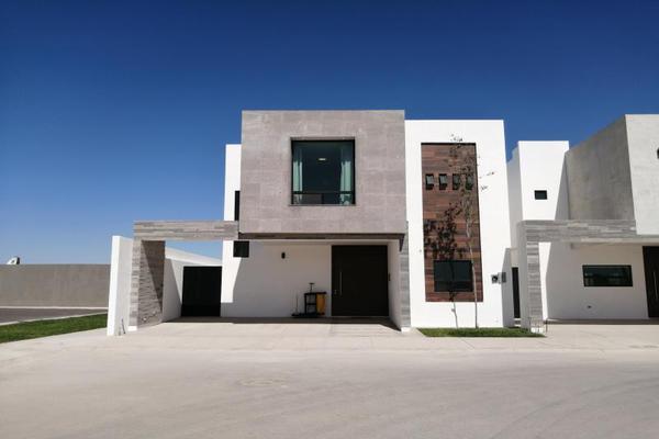 Foto de casa en venta en boulevard de los árboles 0, residencial la hacienda, torreón, coahuila de zaragoza, 19450015 No. 01