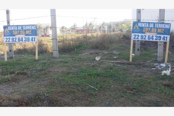 Foto de terreno habitacional en venta en boulevard de mandinga 40, el conchal, alvarado, veracruz de ignacio de la llave, 7202416 No. 04