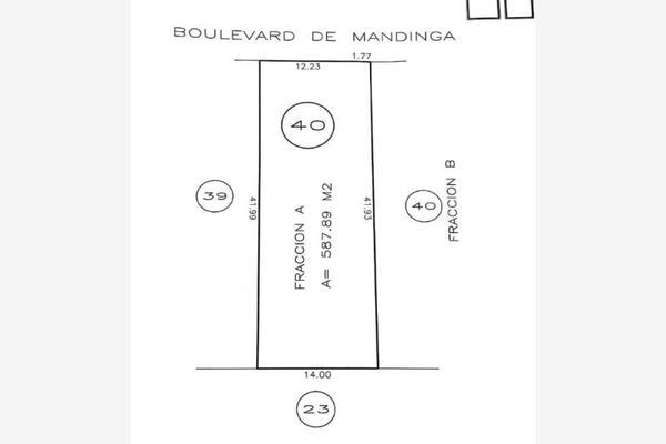 Foto de terreno habitacional en venta en boulevard de mandinga 40, playas de conchal, alvarado, veracruz de ignacio de la llave, 7202416 No. 01