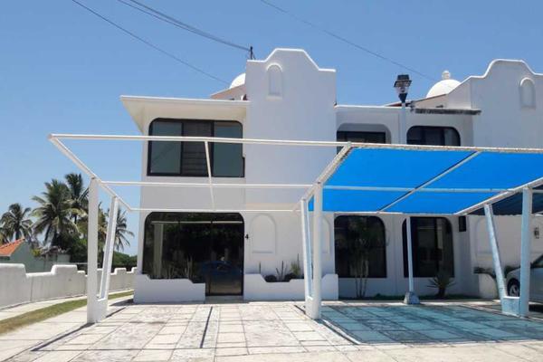 Foto de casa en venta en boulevard del conchal , rincon del conchal, alvarado, veracruz de ignacio de la llave, 5313055 No. 01
