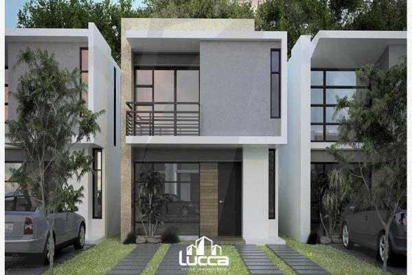 Foto de casa en venta en boulevard del universo 1, villa del cedro, culiacán, sinaloa, 9917106 No. 01
