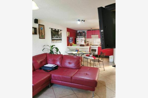 Foto de casa en venta en boulevard el dorado 13 47, santiago teyahualco, tultepec, méxico, 14949148 No. 06