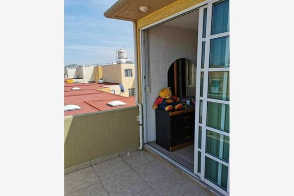 Foto de casa en venta en boulevard el dorado 13 47, santiago teyahualco, tultepec, méxico, 14949148 No. 20