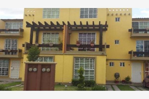 Foto de casa en venta en boulevard el dorado 3, santiago teyahualco, tultepec, méxico, 15315019 No. 01