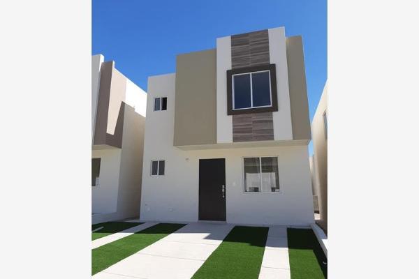 Foto de casa en venta en boulevard el rosario 211, laderas del mar, tijuana, baja california, 12277903 No. 01