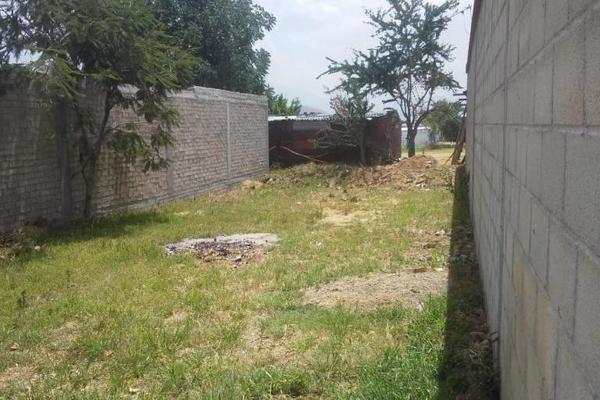 Foto de terreno habitacional en venta en boulevard escuela m?dico militar 03, cuilápam de guerrero centro, cuilápam de guerrero, oaxaca, 8878751 No. 03