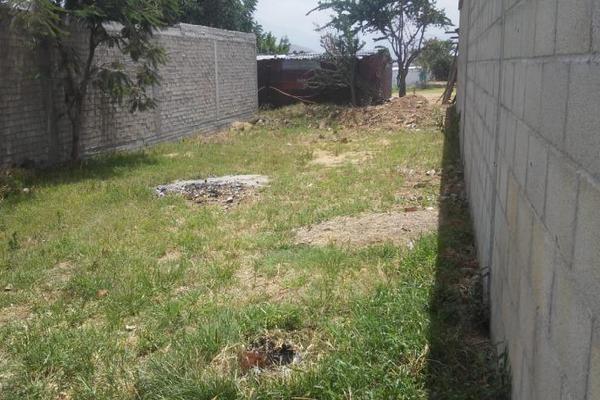 Foto de terreno habitacional en venta en boulevard escuela m?dico militar 03, cuilápam de guerrero centro, cuilápam de guerrero, oaxaca, 8878751 No. 06