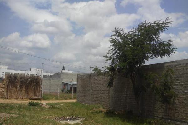 Foto de terreno habitacional en venta en boulevard escuela m?dico militar 03, cuilápam de guerrero centro, cuilápam de guerrero, oaxaca, 8878751 No. 07