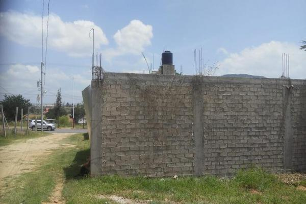 Foto de terreno habitacional en venta en boulevard escuela m?dico militar 03, cuilápam de guerrero centro, cuilápam de guerrero, oaxaca, 8878751 No. 08