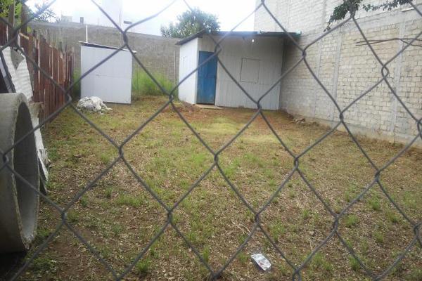 Foto de terreno habitacional en renta en boulevard escuela m?dico militar 03, primera sección barrio san antonio, cuilápam de guerrero, oaxaca, 8878426 No. 02
