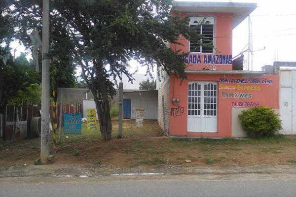 Foto de terreno habitacional en renta en boulevard escuela m?dico militar 03, primera sección barrio san antonio, cuilápam de guerrero, oaxaca, 8878426 No. 04