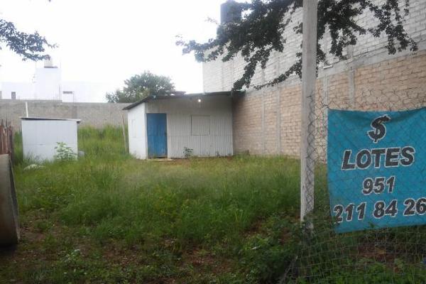 Foto de terreno habitacional en renta en boulevard escuela m?dico militar 03, san lucas, cuilápam de guerrero, oaxaca, 8878426 No. 03