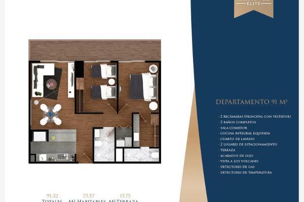 Foto de departamento en venta en boulevard europa , angelopolis, puebla, puebla, 5704910 No. 08