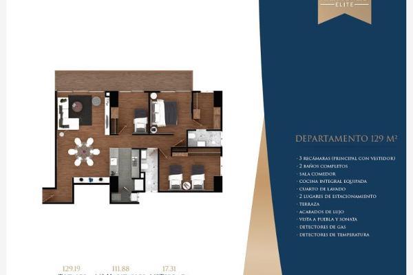 Foto de departamento en venta en boulevard europa , angelopolis, puebla, puebla, 5704910 No. 10