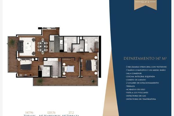 Foto de departamento en venta en boulevard europa , angelopolis, puebla, puebla, 5704910 No. 11