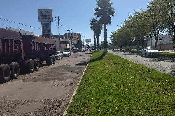 Foto de terreno comercial en venta en boulevard everardo márquez , ex-hacienda de coscotitlán, pachuca de soto, hidalgo, 6153627 No. 01
