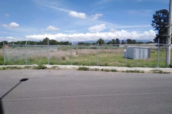 Foto de terreno habitacional en venta en boulevard ferocarriles 223, san diego acapulco, atlixco, puebla, 8322974 No. 01