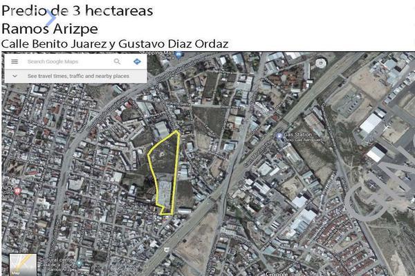 Foto de terreno industrial en venta en boulevard gustavo díaz ordaz 162, ramos arizpe centro, ramos arizpe, coahuila de zaragoza, 6488258 No. 07