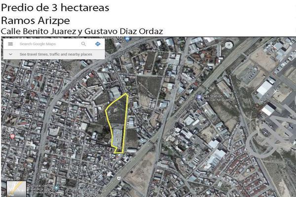 Foto de terreno industrial en venta en boulevard gustavo díaz ordaz 193, ramos arizpe centro, ramos arizpe, coahuila de zaragoza, 6488258 No. 07