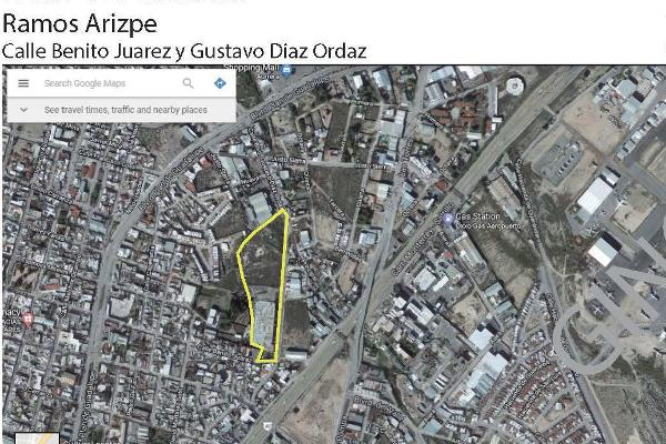 Foto de terreno industrial en venta en boulevard gustavo díaz ordaz 195, ramos arizpe centro, ramos arizpe, coahuila de zaragoza, 6488258 No. 07