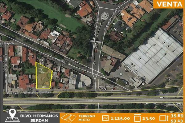Foto de terreno habitacional en venta en boulevard hermanos serdan 777, san rafael poniente, puebla, puebla, 7291842 No. 02
