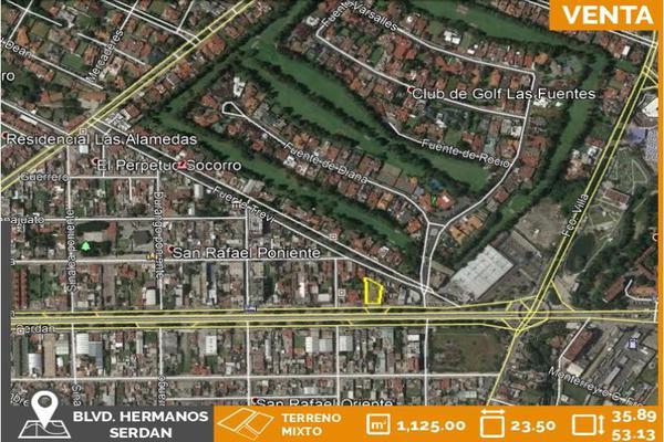 Foto de terreno habitacional en venta en boulevard hermanos serdan 777, san rafael poniente, puebla, puebla, 7291842 No. 03