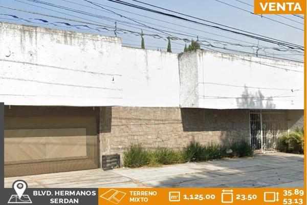 Foto de terreno habitacional en venta en boulevard hermanos serdan 777, san rafael poniente, puebla, puebla, 7291842 No. 04