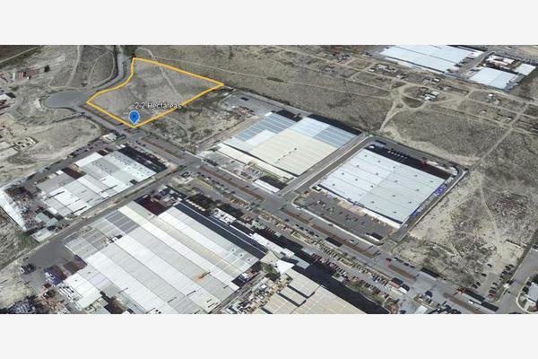Foto de terreno industrial en venta en boulevard industria de la transformación 4568, nuevo ramos arizpe, ramos arizpe, coahuila de zaragoza, 14807636 No. 01