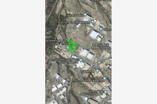 Foto de terreno industrial en venta en boulevard industria de la transformación 4568, parque industrial, ramos arizpe, coahuila de zaragoza, 0 No. 02