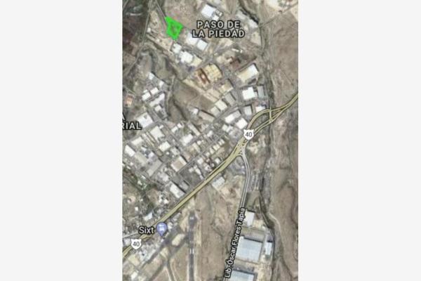 Foto de terreno industrial en venta en boulevard industria de la transformación 4568, parque industrial, ramos arizpe, coahuila de zaragoza, 0 No. 03