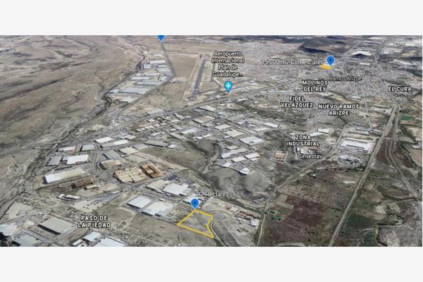 Foto de terreno industrial en venta en boulevard industria de la transformación 4568, ramos arizpe centro, ramos arizpe, coahuila de zaragoza, 14807636 No. 02