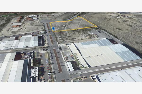 Foto de terreno industrial en venta en boulevard industria de la transformación 4568, ramos arizpe centro, ramos arizpe, coahuila de zaragoza, 14807636 No. 04