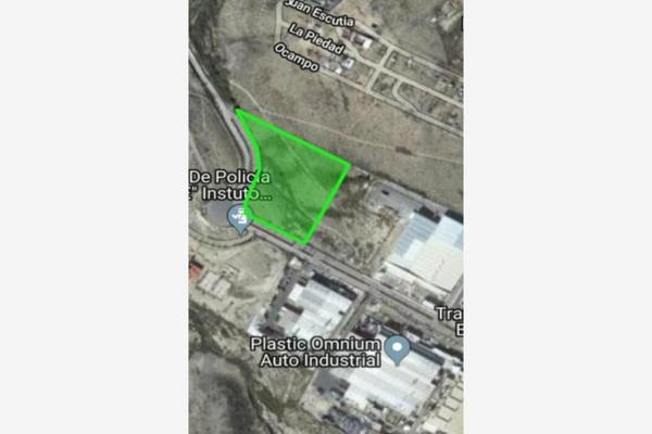 Foto de terreno industrial en venta en boulevard industria de la transformación 4568, ramos arizpe centro, ramos arizpe, coahuila de zaragoza, 14807636 No. 05