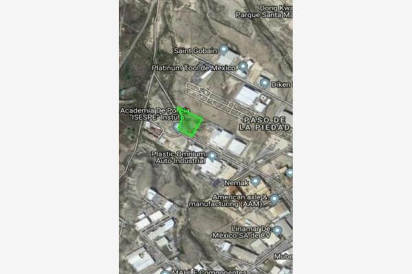 Foto de terreno industrial en venta en boulevard industria de la transformación 4568, ramos arizpe centro, ramos arizpe, coahuila de zaragoza, 14807636 No. 06
