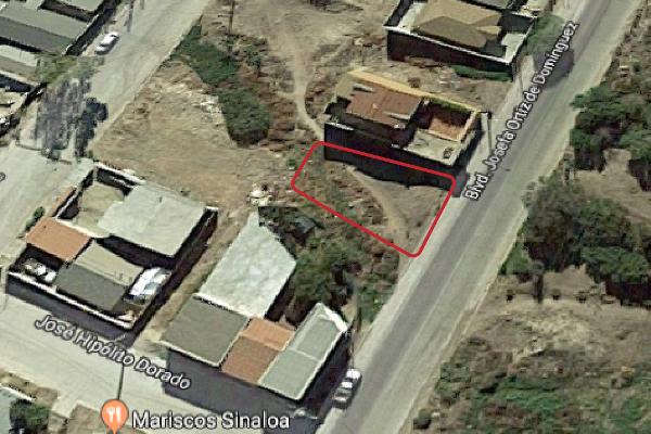Foto de terreno habitacional en venta en boulevard josefa ortiz de dominguez , independencia, playas de rosarito, baja california, 2730766 No. 03