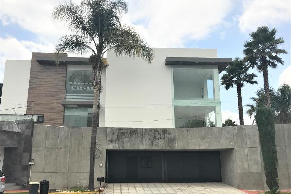 Foto de casa en venta en boulevard la concepcion sur 144, concepción sur, puebla, puebla, 9936572 No. 01