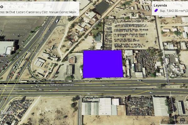 Foto de terreno comercial en venta en boulevard lázaro cárdenas , rancho la bodega, mexicali, baja california, 8899382 No. 01