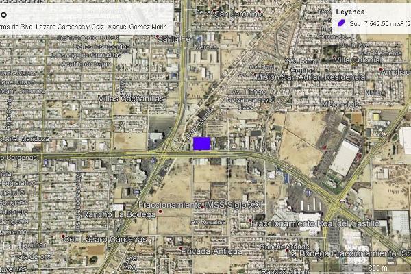 Foto de terreno comercial en venta en boulevard lázaro cárdenas , rancho la bodega, mexicali, baja california, 8899382 No. 02
