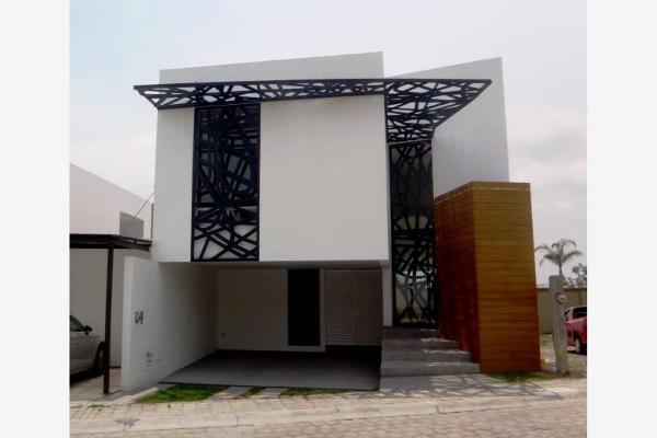 Foto de casa en venta en boulevard lomas 2345, lomas de angel?polis ii, san andr?s cholula, puebla, 3205041 No. 01