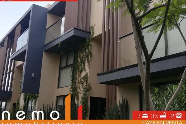 Foto de casa en renta en boulevard lomas poniente , santa catarina, san andrés cholula, puebla, 8841652 No. 01