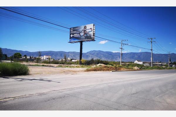 Foto de terreno comercial en renta en boulevard luis donaldo colosio 5055, torrecillas y ramones, saltillo, coahuila de zaragoza, 5427508 No. 02