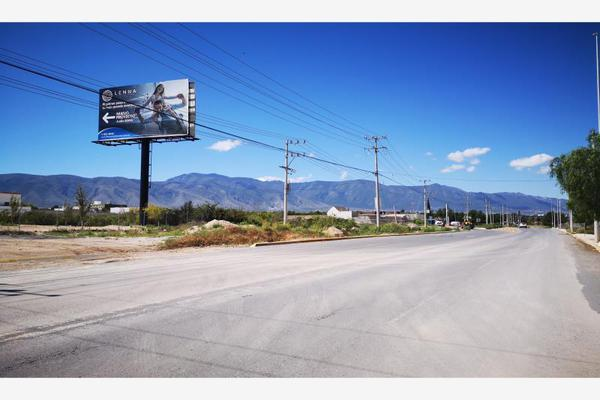Foto de terreno comercial en renta en boulevard luis donaldo colosio 5055, torrecillas y ramones, saltillo, coahuila de zaragoza, 5427508 No. 03