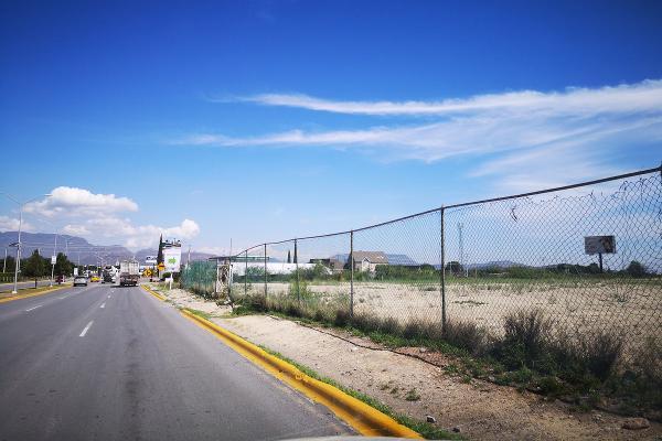 Foto de terreno comercial en renta en boulevard luis donaldo colosio , torrecillas y ramones, saltillo, coahuila de zaragoza, 5428881 No. 02